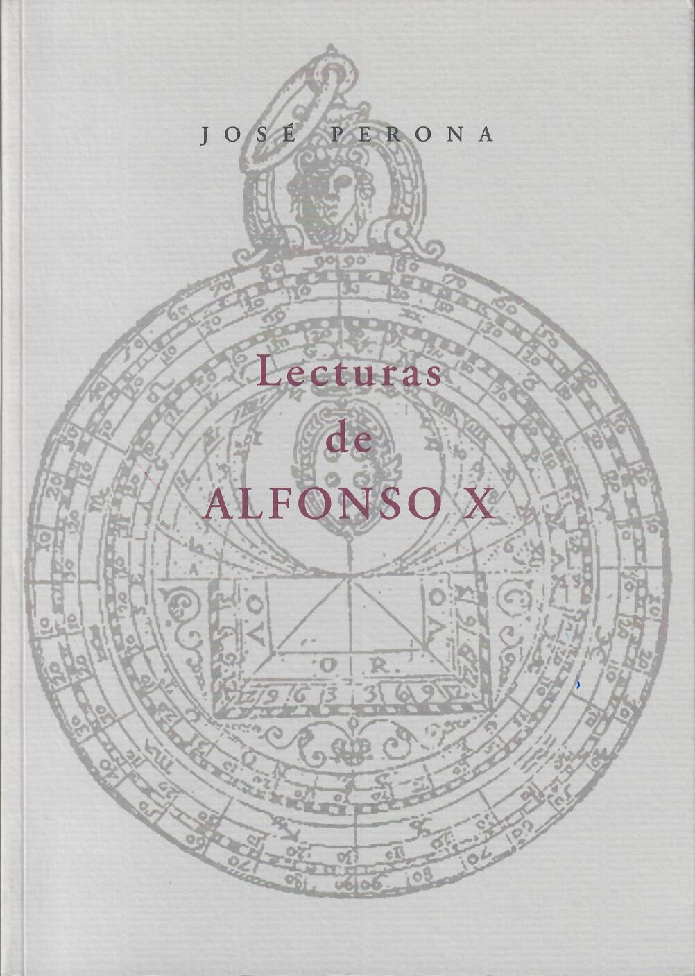 Lecturas de Alfonso X